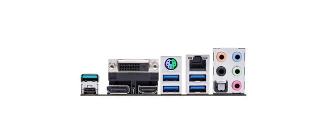 Sierra 10.12.6 Ports USB Captur65