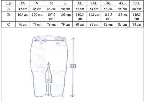 Pantalon Trail S-l16010