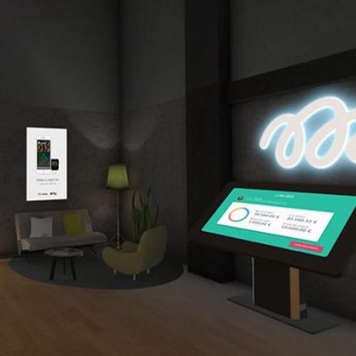 WIDIBA HOME: la prima filiale in virtual reality! - Pagina 2 610