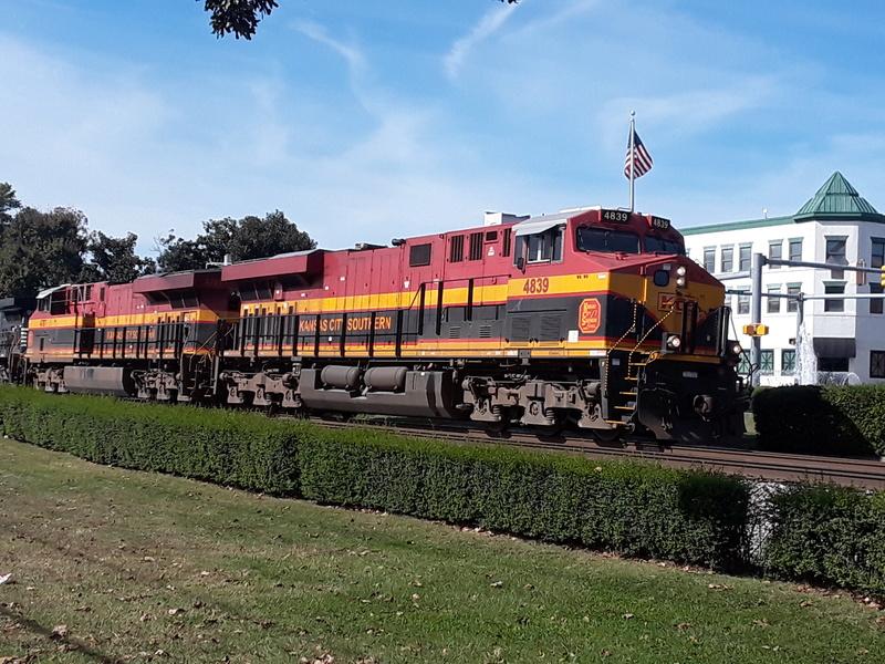 Railfanning meets 20171010