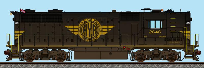 Scale Train Drawings Ay_gp210