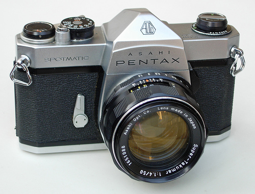 [vide grenier] Appareils Photos anciens Pentax10