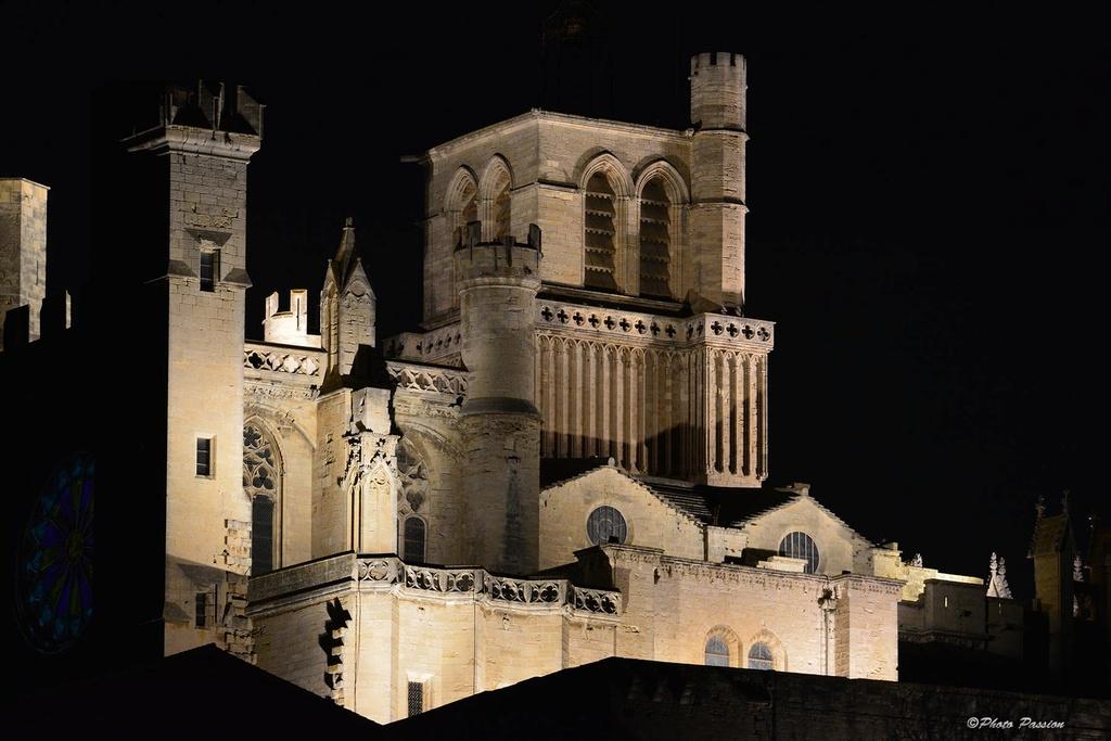 Cathédrale de Béziers  Cathyd10
