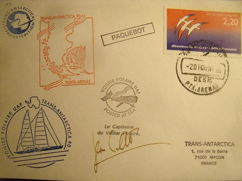 Expédition Trans-Antarctica années 1989, 1990 Gedc0106
