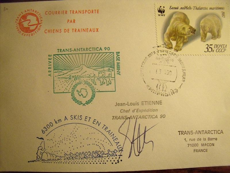 Expédition Trans-Antarctica années 1989, 1990 Gedc0107