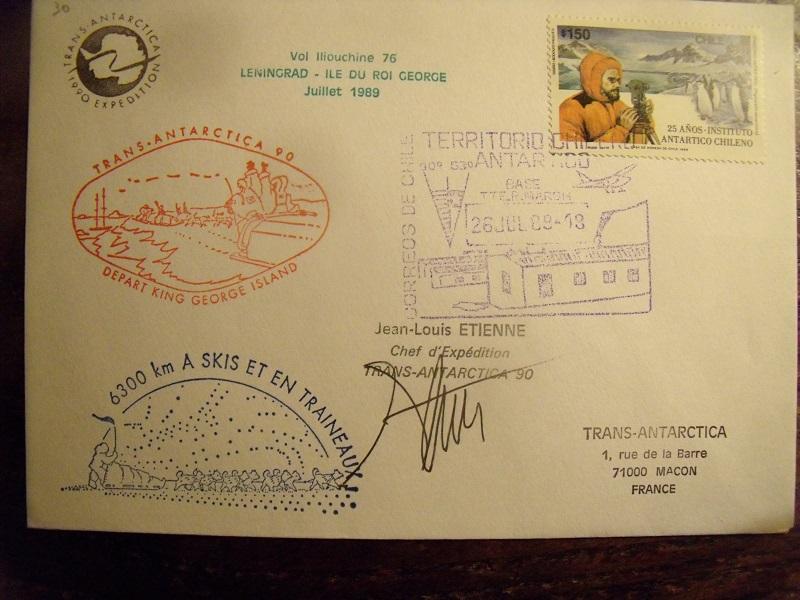 Expédition Trans-Antarctica années 1989, 1990 Gedc0108