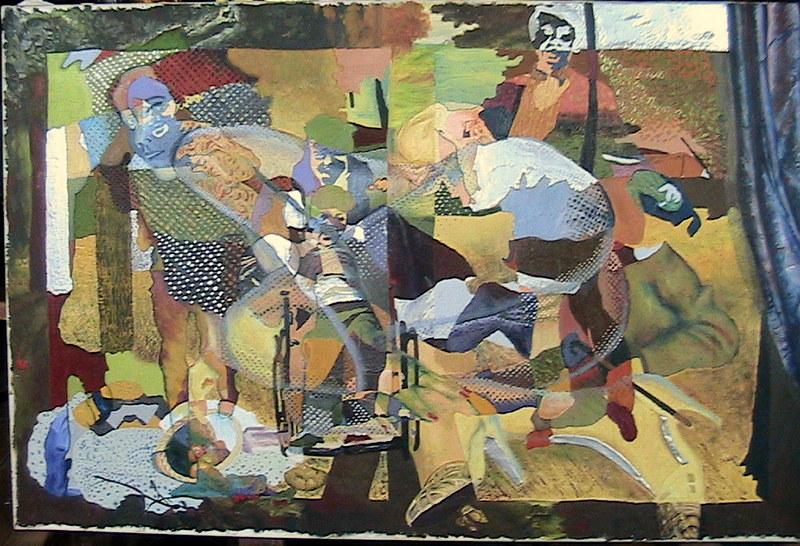 """Manet Edouard, """"Le déjeuner sur l'herbe"""" - Page 2 Dyjeun10"""