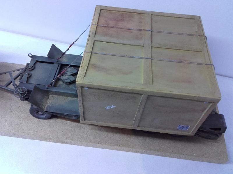 US M19 Tank Transporter MERIT 1/35 - Page 3 20180110