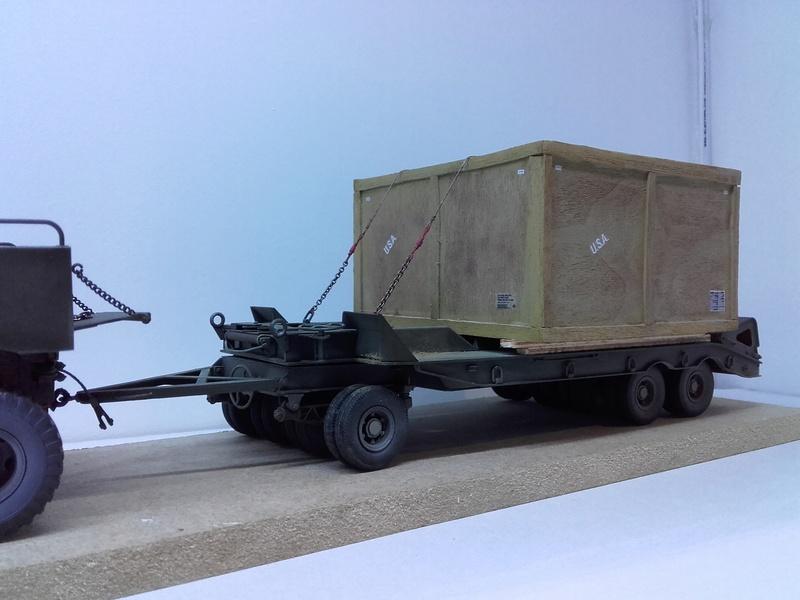 US M19 Tank Transporter MERIT 1/35 - Page 3 20180111
