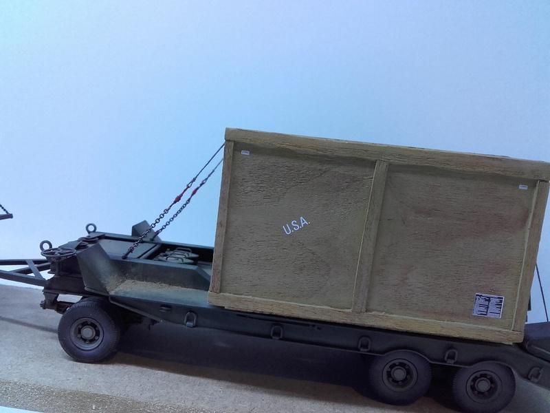 US M19 Tank Transporter MERIT 1/35 - Page 3 20180113