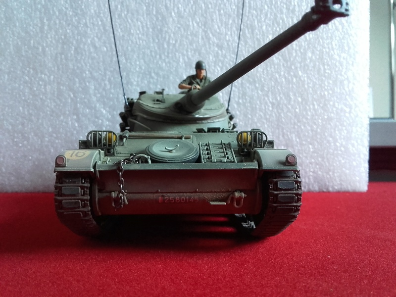 AMX- 13 french light tank 1/35 Tamiya 20180214