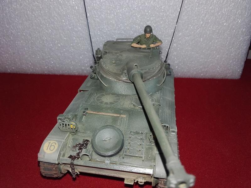 AMX- 13 french light tank 1/35 Tamiya 20180215