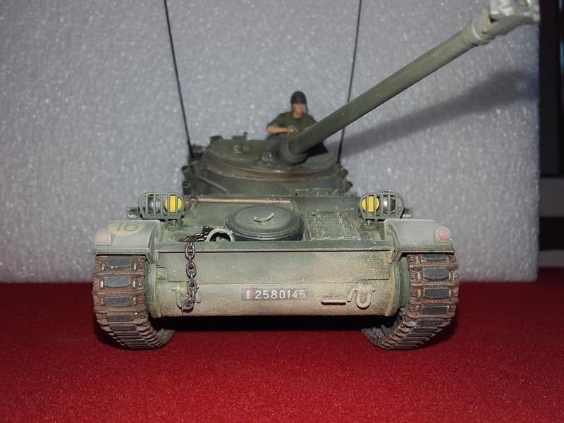 AMX- 13 french light tank 1/35 Tamiya 20180216