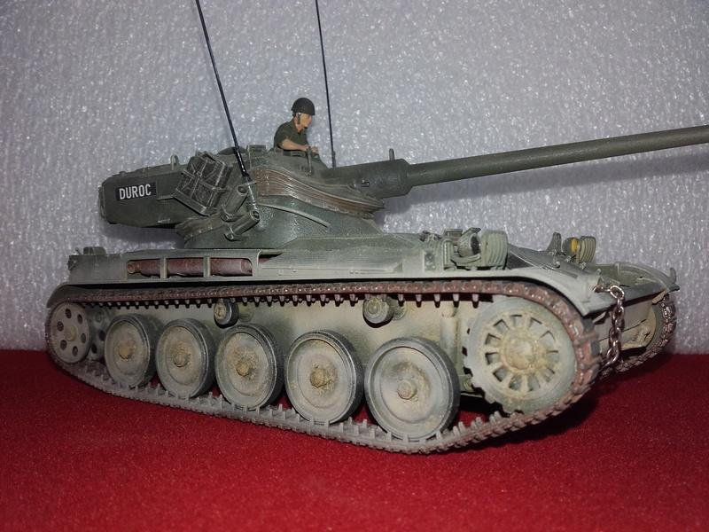 AMX- 13 french light tank 1/35 Tamiya 20180217