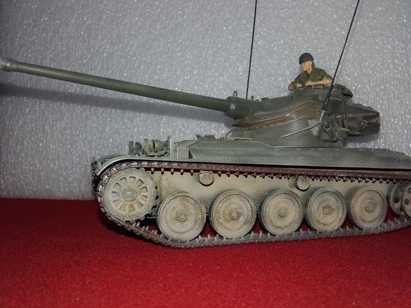 AMX- 13 french light tank 1/35 Tamiya 20180218