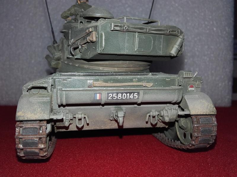 AMX- 13 french light tank 1/35 Tamiya 20180219