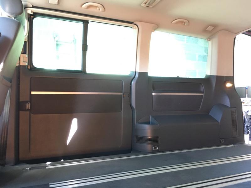 Démontage complet espace AR d'un Multivan Confortline 2006 Hd1-010
