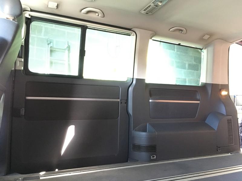Démontage complet espace AR d'un Multivan Confortline 2006 Hd1-110