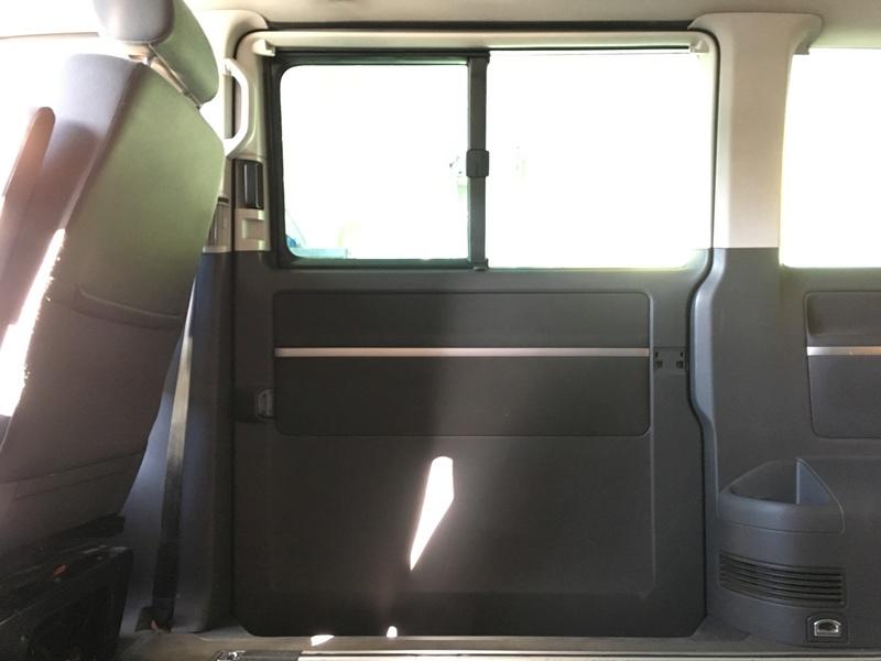 Démontage complet espace AR d'un Multivan Confortline 2006 Hd210