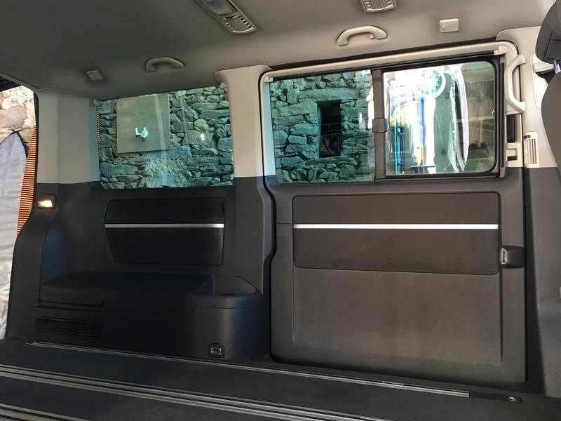 Démontage complet espace AR d'un Multivan Confortline 2006 Hg7-010