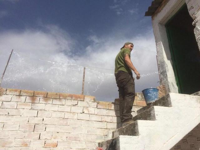 Huellas con Esperanza - Hulp dmv transporten met hulpgoederen. 22447210