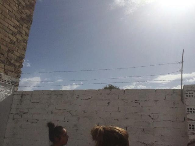 Huellas con Esperanza - Hulp dmv transporten met hulpgoederen. 22472610