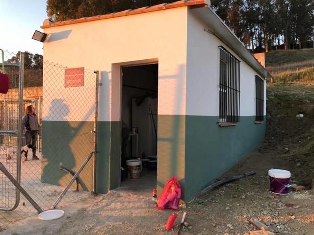 Huellas con Esperanza - Hulp dmv transporten met hulpgoederen. 26907010
