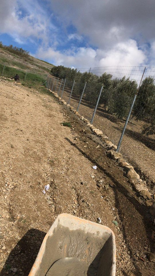 6 okt  - 2 pallets voor Huellas con Esperanza  27934810