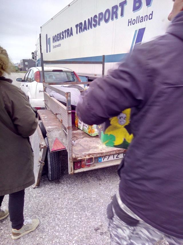 2 pallets aangekomen bij GatoPerro Dc757c10