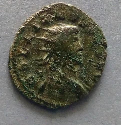 Antoninien Gallien revers ORIENS AVG Imag1513