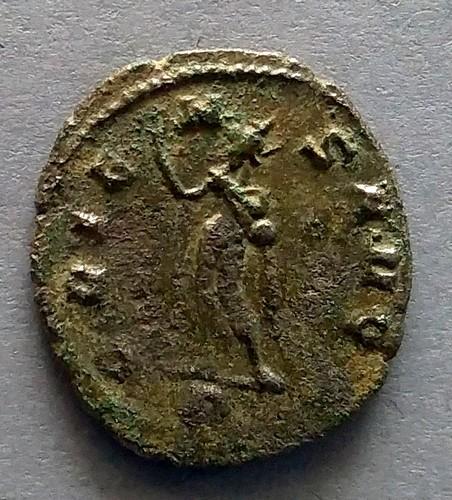 Antoninien Gallien revers ORIENS AVG Imag1514