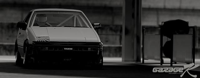 Garage K - Track Spec Tunes Gk-ae810