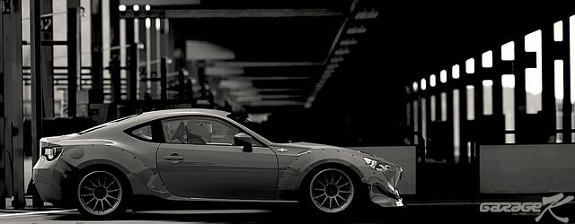 Garage K - Track Spec Tunes Gk-frs10