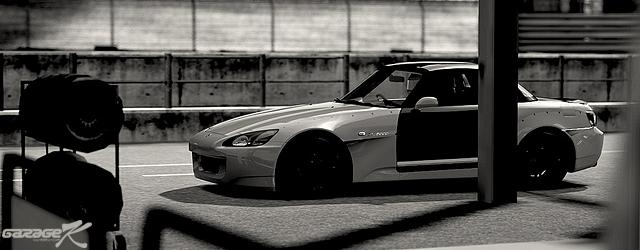 Garage K - Track Spec Tunes Gk-s2k10