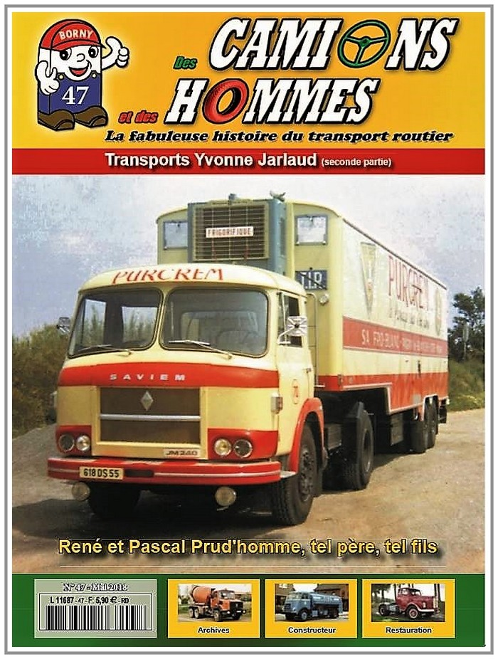 La passion des camions - Portail 31326810