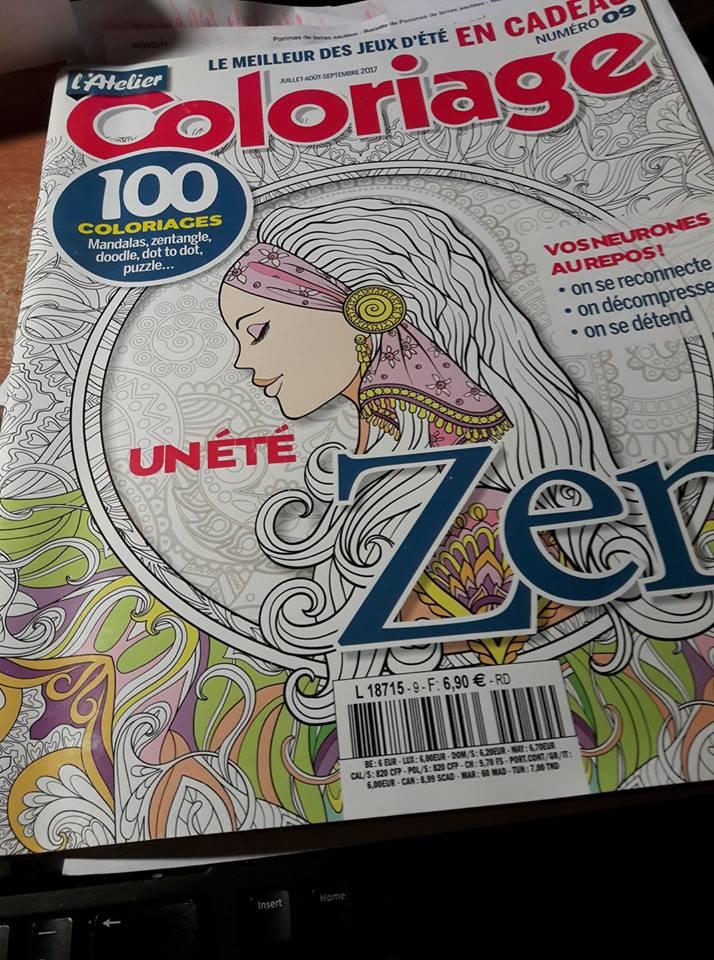Dernier magazine acheté 22687911