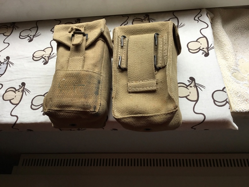 Canteens and Field Gear I0410
