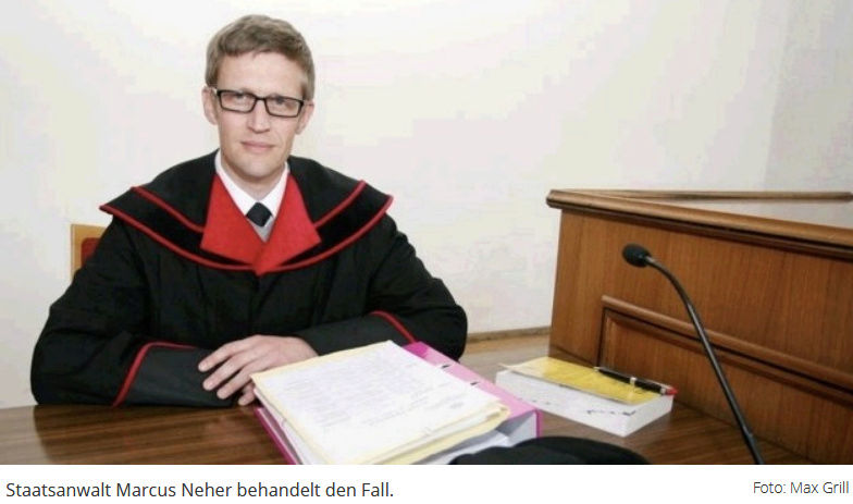 Salzburger Thiazi-Prozess und mein Z-Plan Neher10