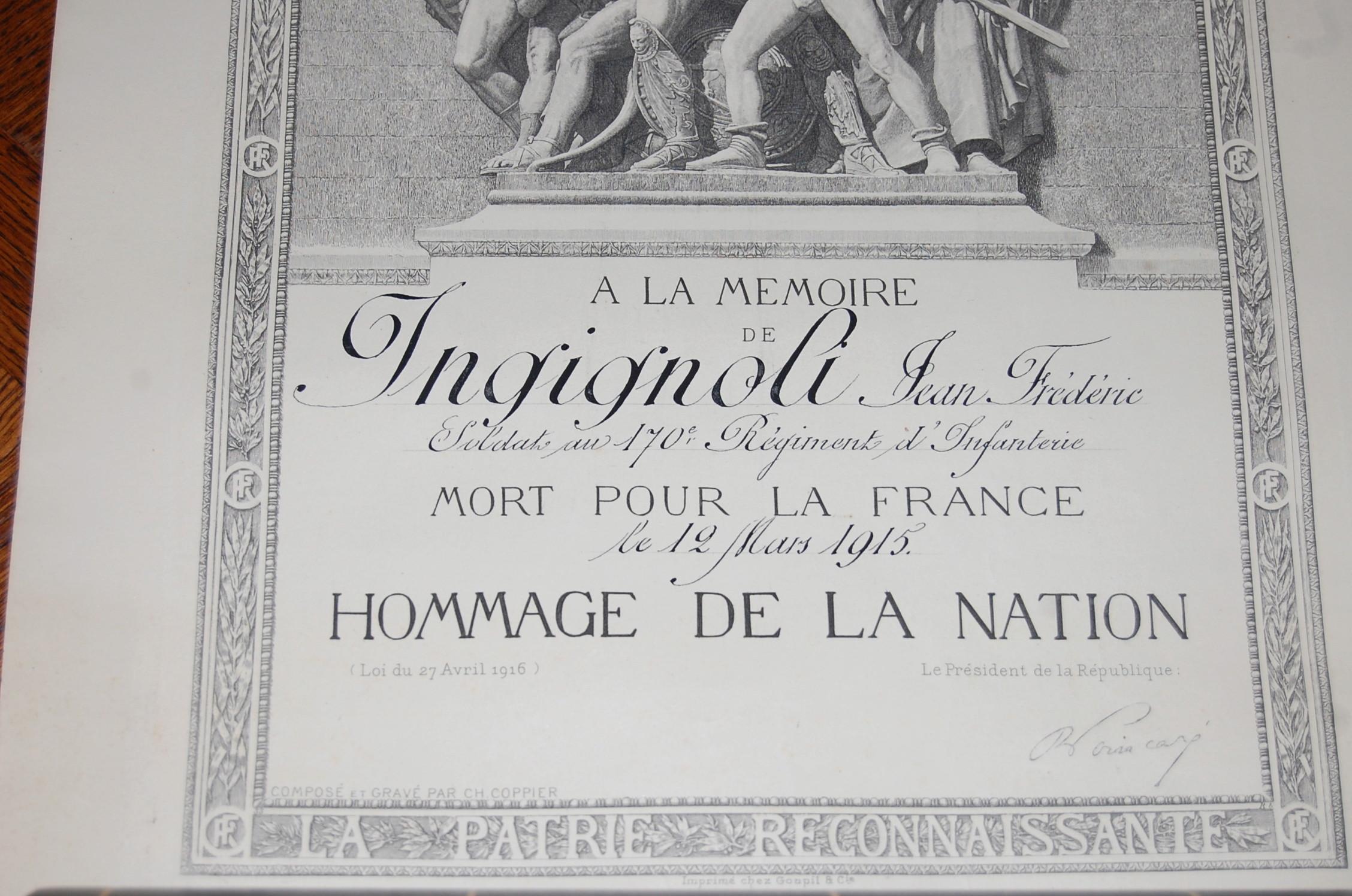 Photos, cartes postales et papier WWI Dsc_1412