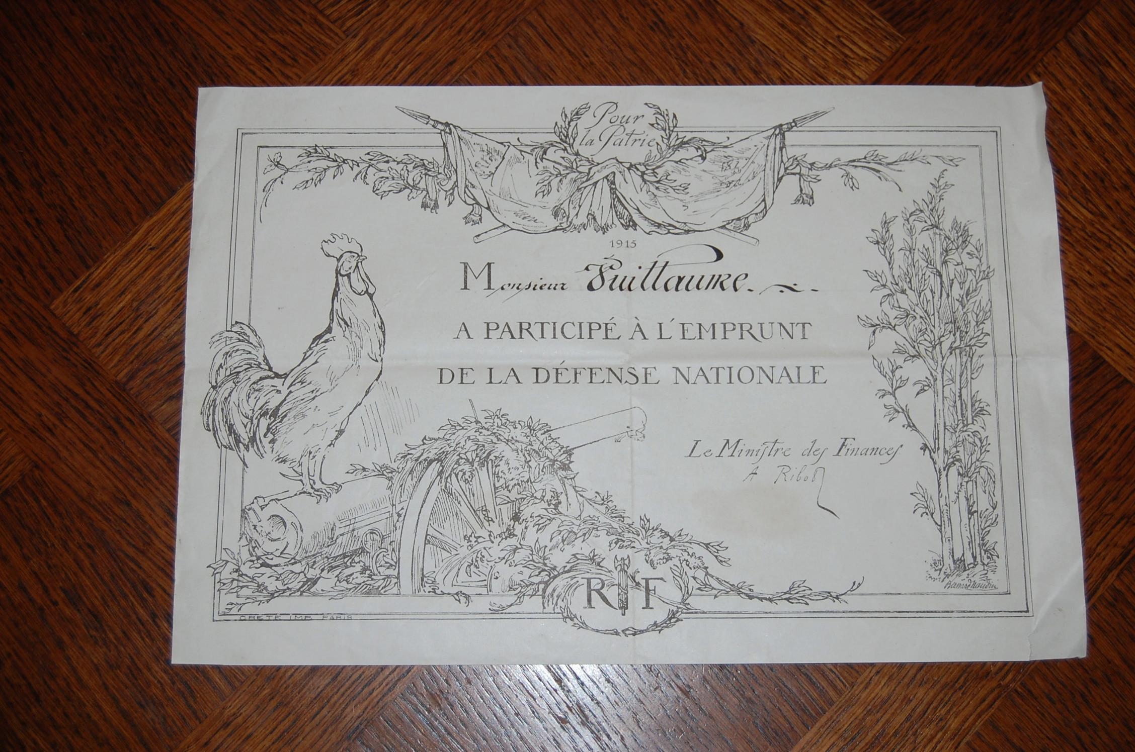 Photos, cartes postales et papier WWI Dsc_1413