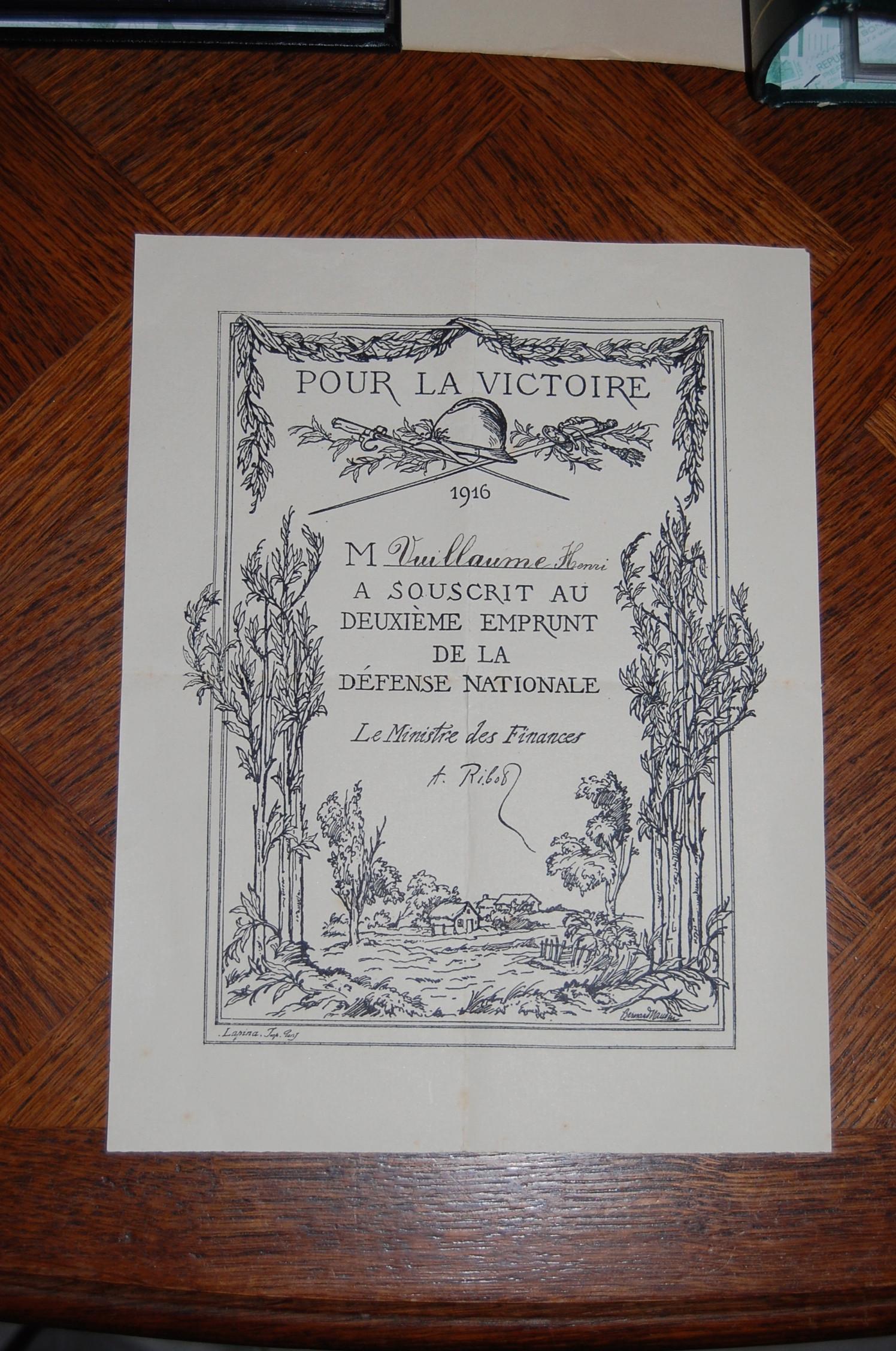Photos, cartes postales et papier WWI Dsc_1415