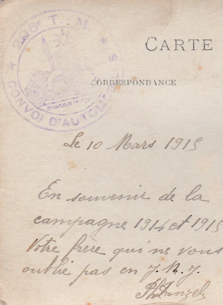 Photos, cartes postales et papier WWI Img_2074