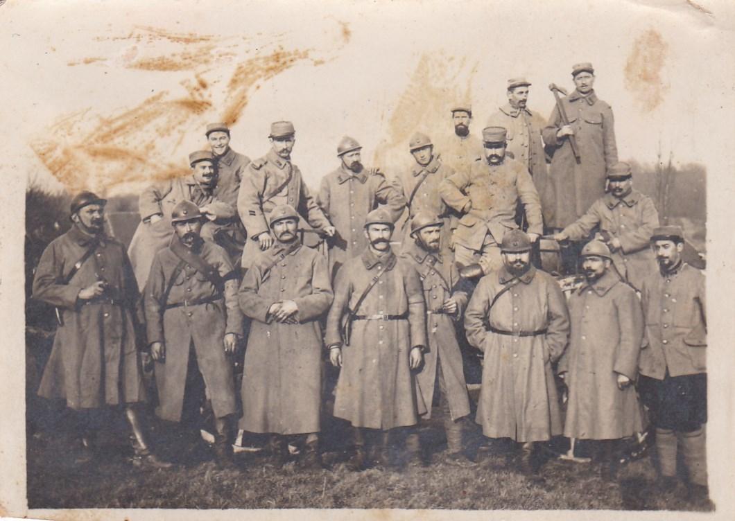Photos, cartes postales et papier WWI Img_2075