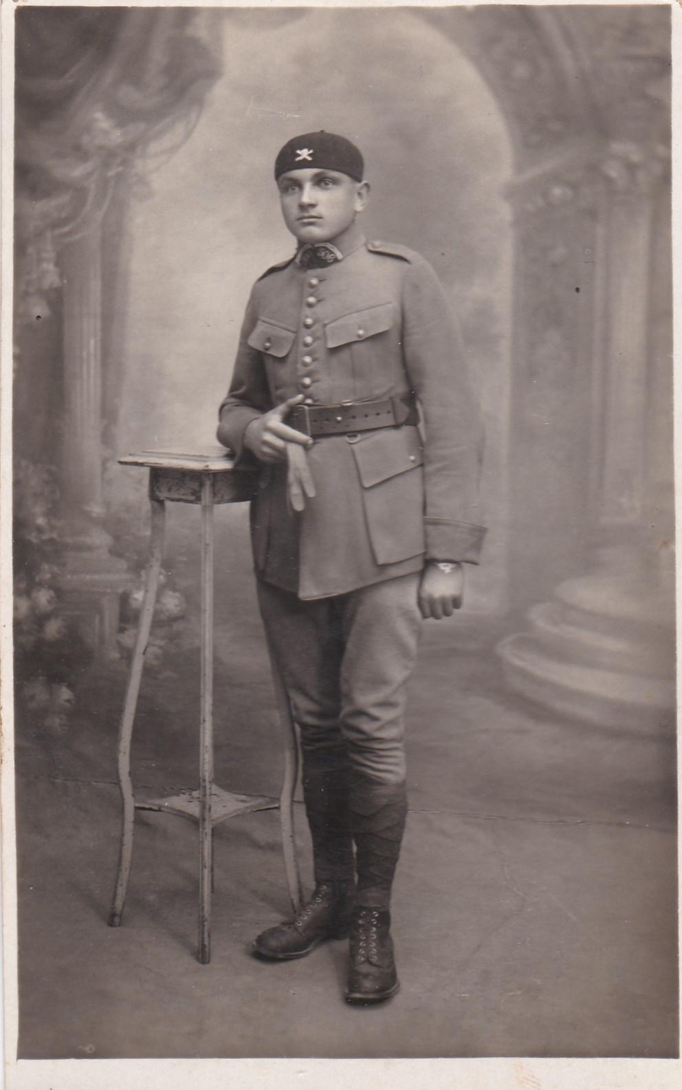 Photos, cartes postales et papier WWI Img_2076