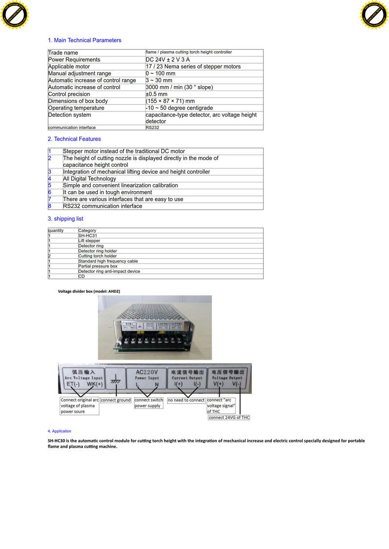table de découpe cnc plasma Automa10