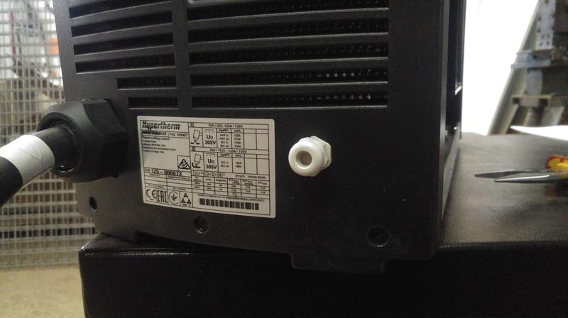 TUTO câblage du THC SH-HC31 sur une CNC plasma Img_2077