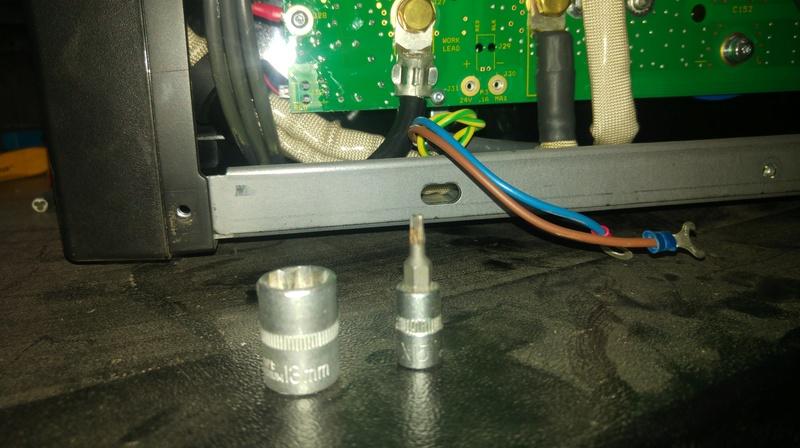 TUTO câblage du THC SH-HC31 sur une CNC plasma Img_2080