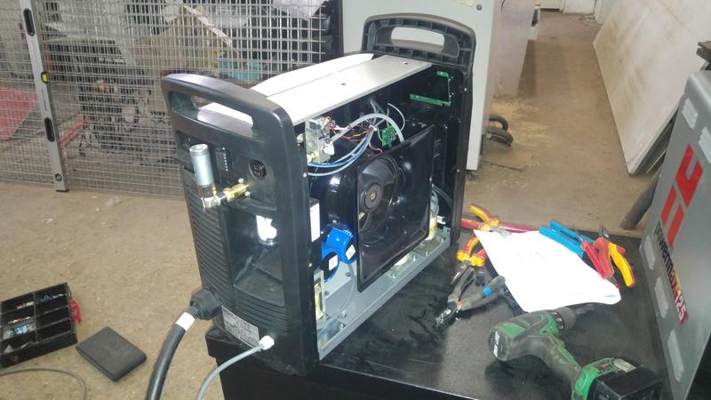 TUTO câblage du THC SH-HC31 sur une CNC plasma Img_2081