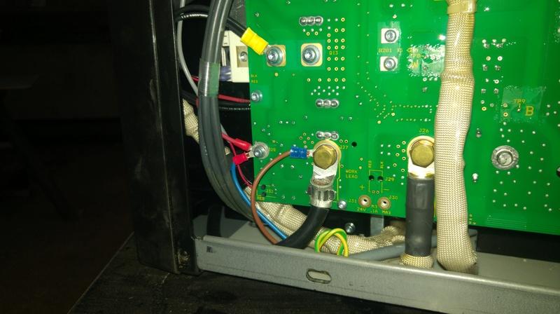 TUTO câblage du THC SH-HC31 sur une CNC plasma Img_2082
