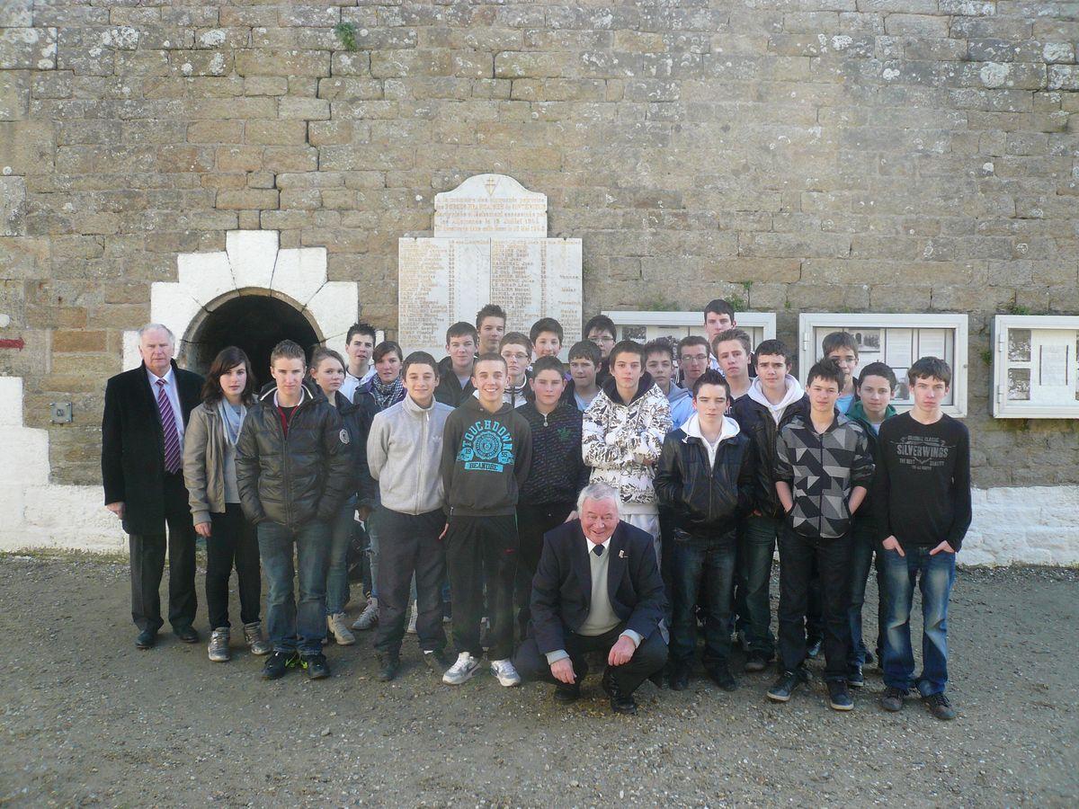 [HISTOIRES ET HISTOIRE] Le fort de Penthièvre (56) 13_pho10